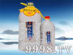 榆城老窖酒4L、1L