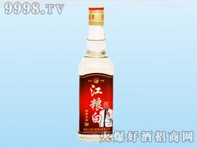 江粮白・绵柔大曲酒