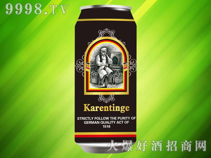 恺伦丁格千赢国际手机版500ml(黑啤)