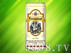 恺伦丁格啤酒500ml(白啤)