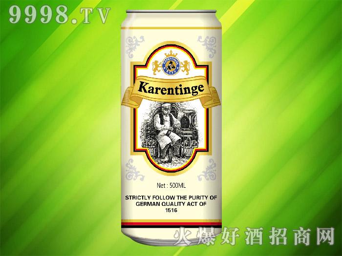 恺伦丁格千赢国际手机版500ml(白啤)