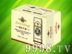恺伦丁格啤酒500ml×12听(白啤)