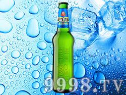 金星啤酒精纯新一代
