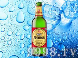 金星原浆啤酒新一代8°520ml
