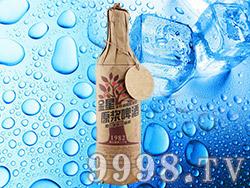 金星原浆啤酒10°750ml
