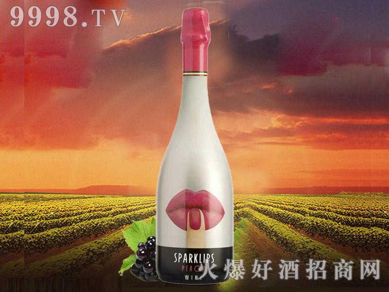 唇LIP-粉唇-气泡酒甜酒