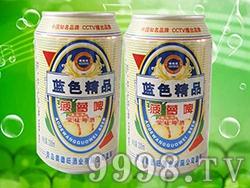 澳德旺菠萝啤白罐330ml