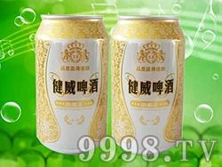 澳德旺健威小麦王白罐330ml