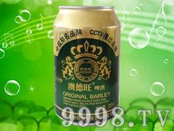 澳德旺啤酒11度330ml