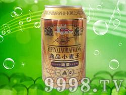 澳德旺逸品小麦王啤酒330ml