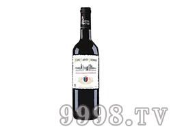 法国圣岩干红葡萄酒