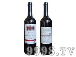 (海狮)澳赛诗2015西拉子干红葡萄酒