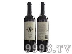 (考拉)澳赛诗2014西拉子干红葡萄酒