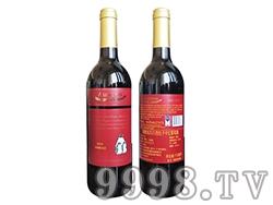 (企鹅)澳赛诗2015西拉子干红葡萄酒