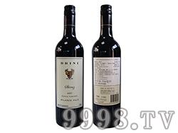 2007麦克伦谷西拉子干红葡萄酒