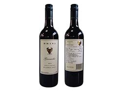 2012麦克伦谷歌海娜干红葡萄酒