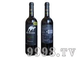 澳赛诗2014库纳瓦拉葡萄酒