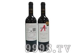 库纳瓦拉2014赤霞珠干红葡萄酒