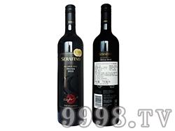 赛瑞菲诺SERAFINO-2010西拉子干红葡萄酒