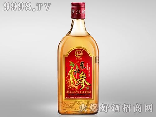 东北参酒450ml-35度