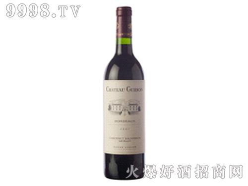 露桐波尔多红葡萄酒