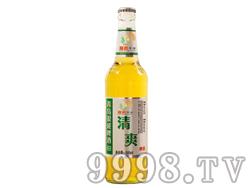青岛银威亲爽清爽啤酒500ml