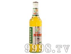 海岛银威亲爽啤酒500ml