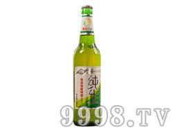 青岛银威啤酒(纯生)500ml