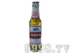 麦香型亲爽冰啤500ml