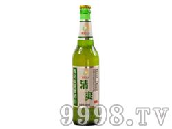 青岛银威清爽啤酒500ml