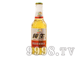 青岛银威啤酒(纯生)330ml