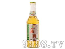 青岛银威清爽啤酒330ml