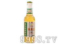 青岛银威金麦王啤酒330ml