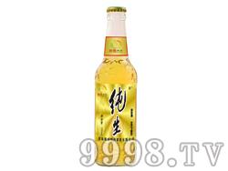 8度纯生啤酒320ml