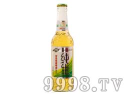青岛银威纯生啤酒330ml