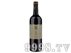 法国-吉高嘉德干红葡萄酒