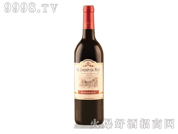 皇家花园珍藏波尔多红葡萄酒