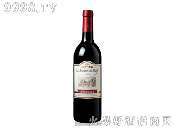 皇家花园波尔多红葡萄酒