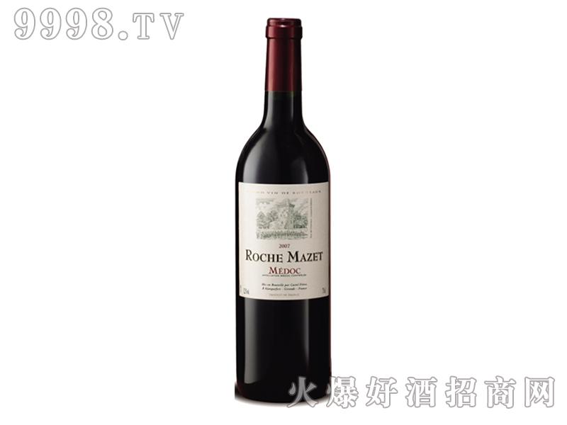 玛茜梅多克红葡萄酒