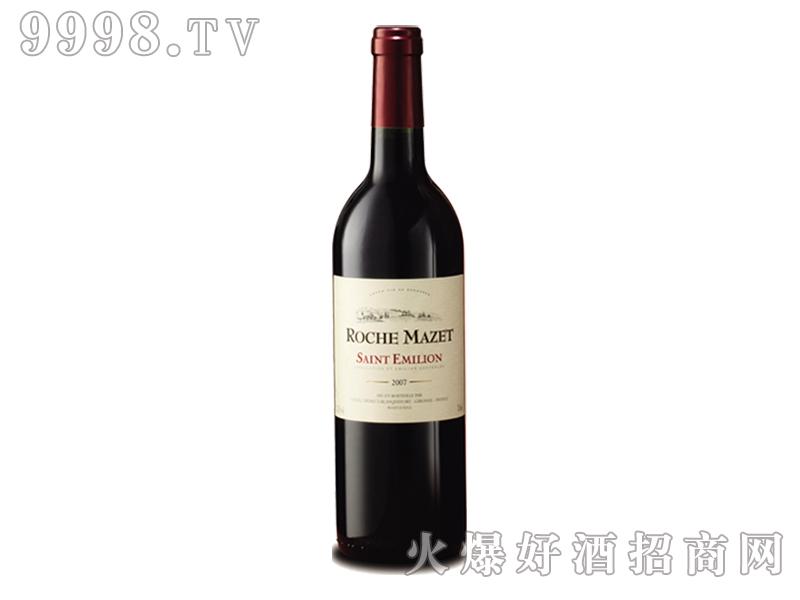 玛茜圣艾米伦红葡萄酒