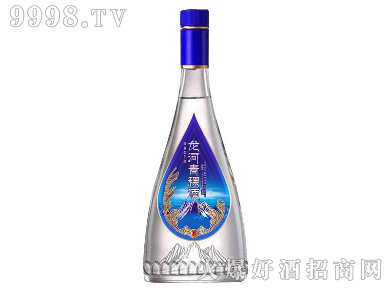 龙河青稞酒-光瓶