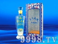 蓝色之缘酒蓝宝石46°
