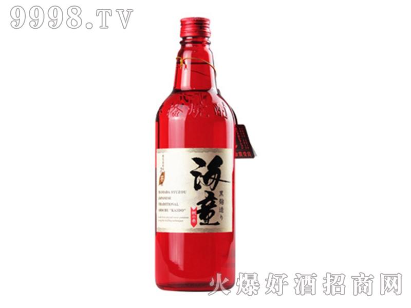海童祝之赤烧酒