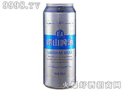 青岛啤酒崂山500ml