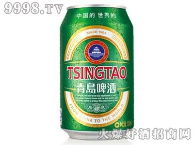 青岛啤酒经典330ml