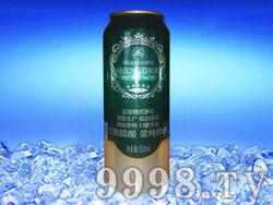 圣洲金纯啤酒