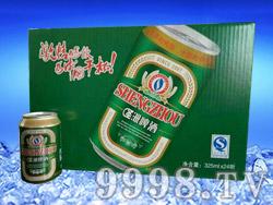圣洲优质啤酒
