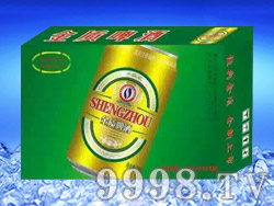 圣洲金质啤酒