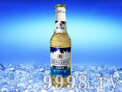 圣洲冰纯啤酒
