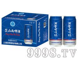 茳山雨啤酒500ml×12罐11.5°